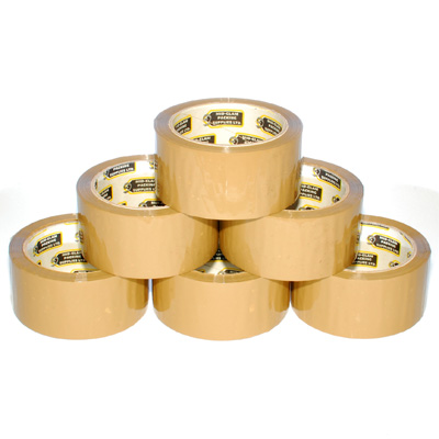 Buff Packing Tape 400px
